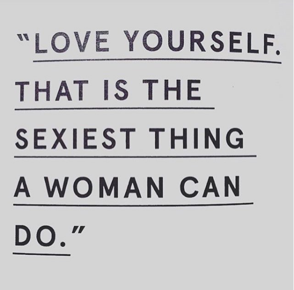 Seksi Birşey: Kendini Sev