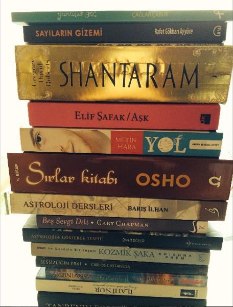2016'da Okuduğum En iyi 5 Kitap