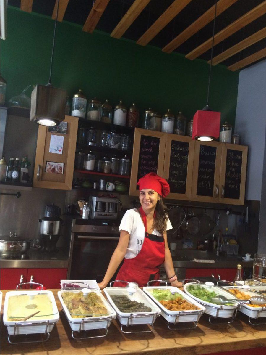 Kadıköy'de Vejeteryan Mutfağı: Pasaj Cook&Book